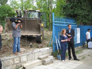 """Обновяване на Пречиствателна станция """"Варна"""""""